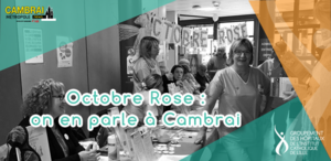 Octobre Rose Cambrai